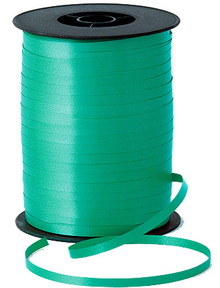500m Emerald Green Curling Ribbon
