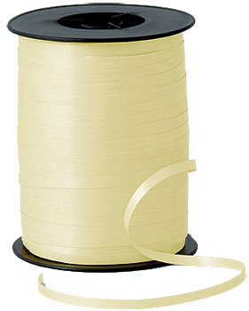 500m Ivory Curling Ribbon
