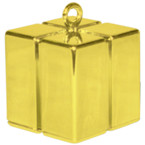 Gold Gift Box Weight