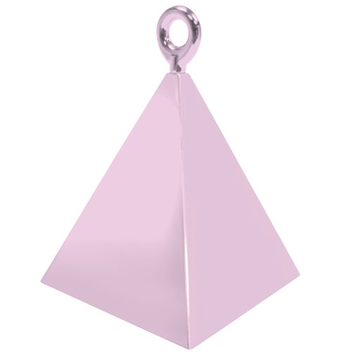 Pearl Pink Pyramid Weight